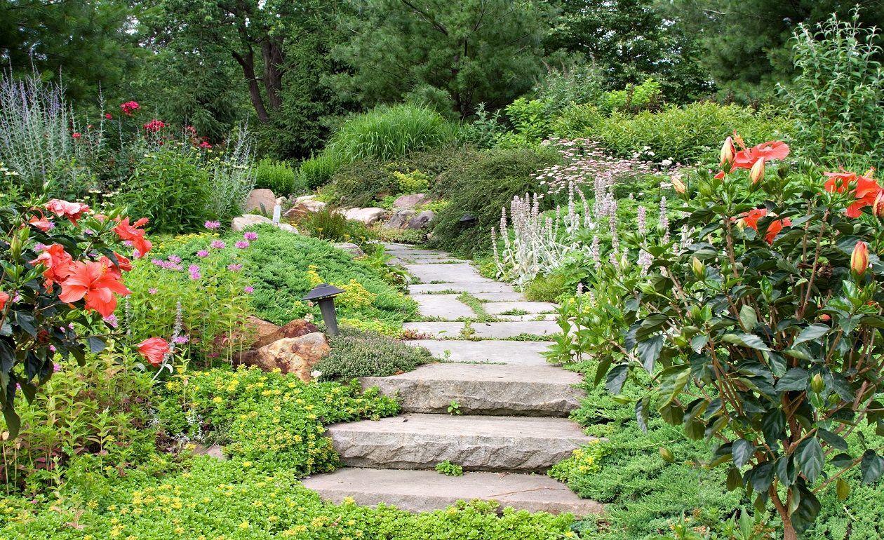 Elementos jardín