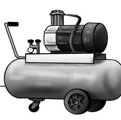 Compresores, maquinapintura y aire comprimido