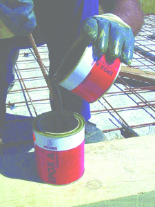 Químicos construcción
