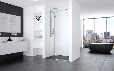 Mamparas minimalistas: un toque de estilo para tu baño