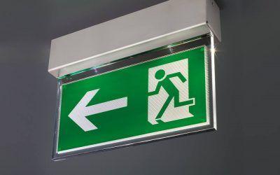 ¿Conoces las luminarias de emergencia con sistema autotest?
