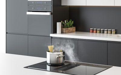 Claves para reformar la cocina. Últimas tendencias para la zona de cocción