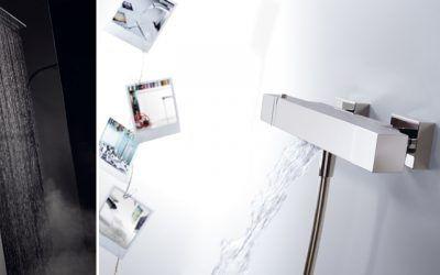 Grifos termostáticos empotrados: comodidad y elegancia para tu baño