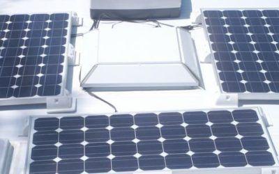 Placas fotovoltaicas para náutica y caravanas: energía solar estés donde estés